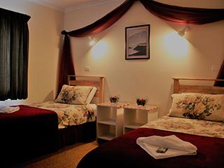 Grampians Sundial Apartment bedroom